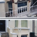 Frontage tidy up